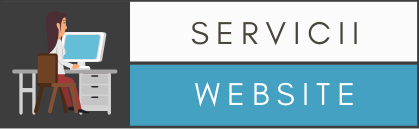 Servicii Website Profesionale Logo